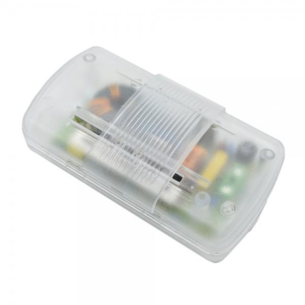 Trafodimmer 20-60 Watt 230V/12V Halogen Transparent 5500 RL7310