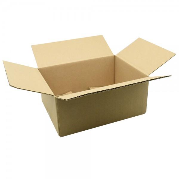 Faltkartons 150 / 200 / 400 mm Versandkartons Faltschachteln Karton