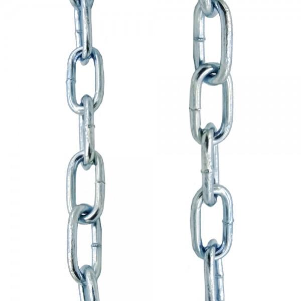 Schweißkette 2/3mm Form-A Eisenkette verzinkt