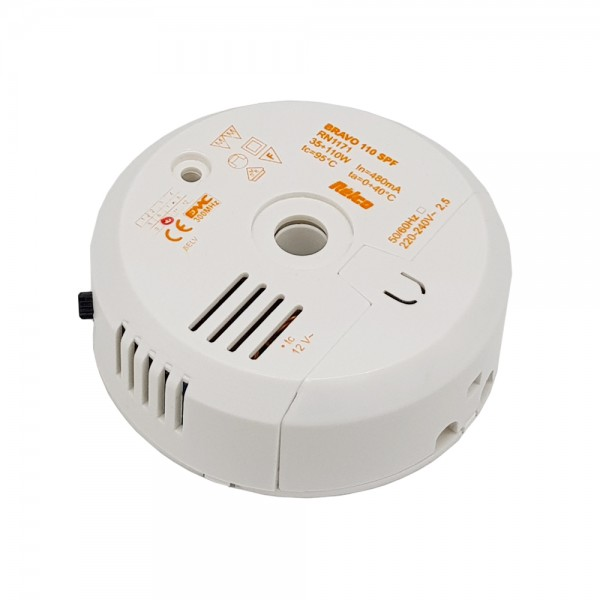 Elektronischer Transformator für Halogenlampen BRAVO 110 PFS - RN1171
