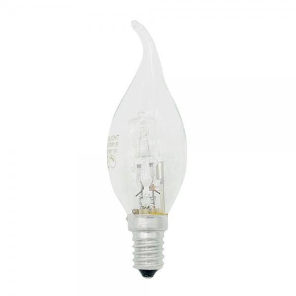 E14 Halogen Windstoß Kerze 30W 230V 405lm 2900K Eco 300015