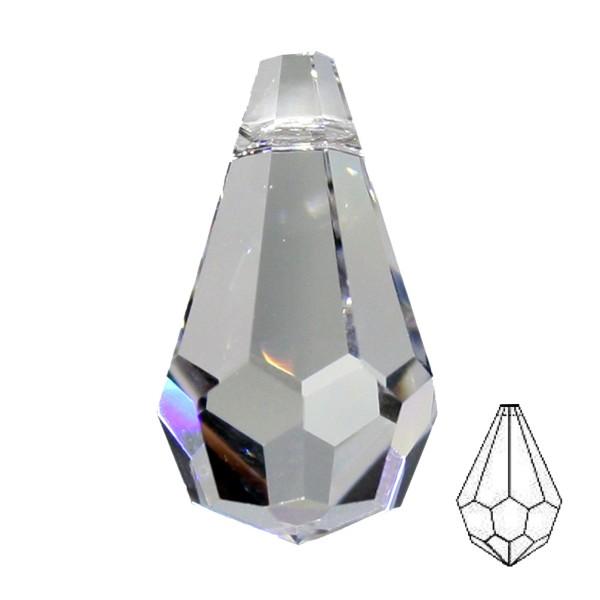 Kristall Birnel 20mm kristallklar Nr. 405