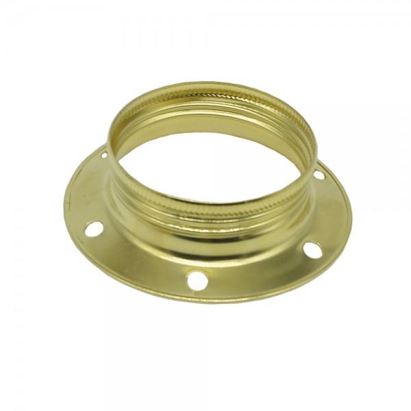E27 Schraubring Metall Ø 60x17,5mm