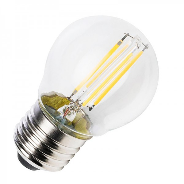 E27 Retro LED 4,5W 470lm 2700k G45 400223